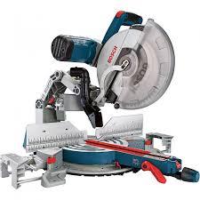 Bosch Saw Bench Bosch 12 U0027 U0027 Glide 15 Amp Miter Saw Rockler Woodworking And Hardware