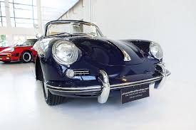 porsche 356 1965 porsche 356 c cabriolet classic throttle shop