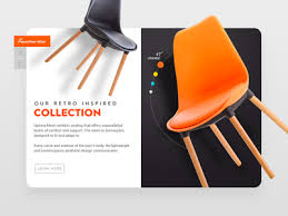 Chair Website Design Ideas Daily Ui 5 The Levitating Chair Website Ideas App Ui And Web