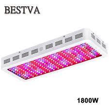 epistar led grow light bestva 1800w led grow light epistar full spectrum growth l panel