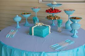 Life As The Coats Tiffany & Co inspired birthday party