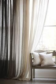 deco rideaux chambre le rideau voilage dans 41 photos