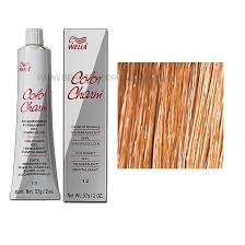 wella color charm permanent gel 7w caramel beauty stop online