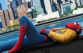 spider man homecoming hd wallpaper background