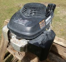 honda 4 1 2 hp vertical 7 8 shaft engine pressure washer mower