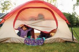 Camping In The Backyard Go Camping In Your Backyard 6 Ideas To Make It An Adventure