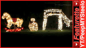 Large Outdoor Christmas Decorations by Outdoor Christmas Decorations Ideas From Diy Tree Lights To