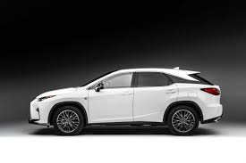 lexus crossover 2015 new 2016 lexus rx debuts at nyias carnewscafe com