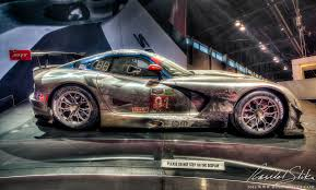 dodge viper race car the 2014 chicago auto because racecar supercar saturdays