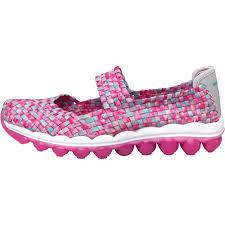 buy skechers girls skech air shoes pink multi