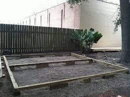 Diy Backyard Deck Ideas Backyard Deck In New Orleans Hometalk