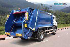 garbage compactor solex