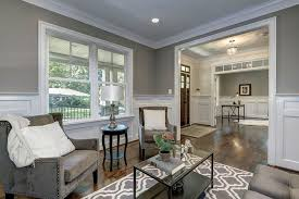 Velvet Wingback Chair Design Ideas Craftsman Living Room With High Ceiling Wainscoting In Falls