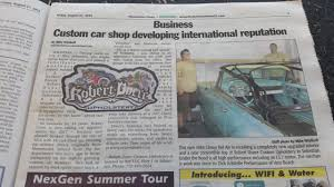 Robert Custom Upholstery Robert Doerr Upholstery Classic Car Night 3rd Tuesday Of Every Month