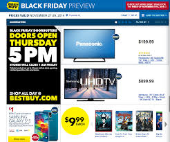 black friday 2014 best buy ad deals posted store hours