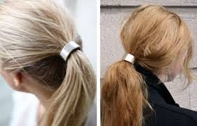 hair cuff hair trend hair cuffs and metallic hair accessories hair