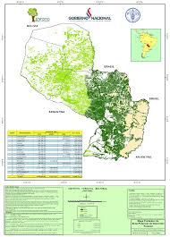 Asuncion Paraguay Map Forestry Development In Paraguay A Tall Opportunity