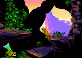 play lion king play sega genesis mega drive games