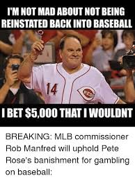 Pete Rose Meme - 25 best memes about baseball mlb and mad baseball mlb and