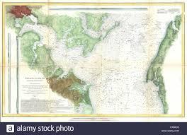 map us baltimore 1857 u s coast survey map or chart of the patapsco river