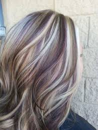 platinum hairstyles with some brown 40 awesome hairstyles with lowlights and highlights images hair