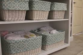 Changing Table Storage Baskets Chapin Interiors Sweet Baby Emily S Nursery