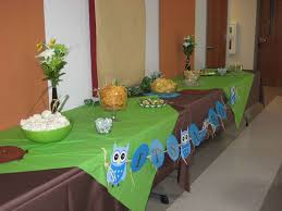 owl centerpieces 31 cool baby shower ideas for boys