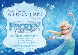 frozen party invitations which viral in 2017 thewhipper com