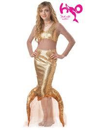 Taz Halloween Costume H20 Mermaid Tween Costume Halloween Costume Ideas 2016
