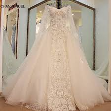 ls45880 queen wedding dress with long cape lace sweetheart ball