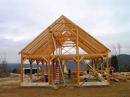 horse barn design the timber frame experience