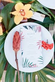tropical wedding theme tropical wedding ideas from germany