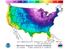 weather map of east coast usa why it s so cold in the east this week