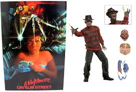 Ultimate Freddy Krueger Nightmare On Elm Street Action Figure