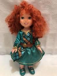 disney brave princess merida toddlre doll 14