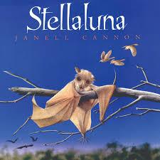 stellaluna coloring page bats stellaluna lessons tes teach