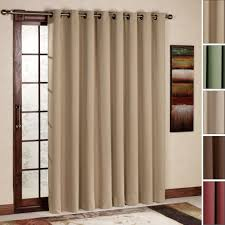 Metal Patio Doors Patio Drapes For Patio Doors With Metal Rods Ideas And