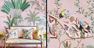 Korean Wallpaper Home Decor De Gournay