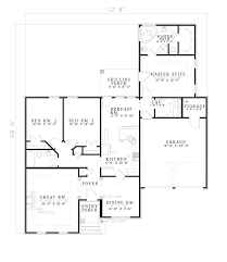 southland custom homes print floorplan