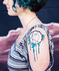 watercolor tattoos artistic ideas