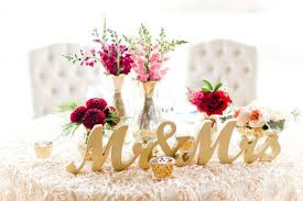 mr mrs sign for wedding table gold mr and mrs sign wedding sweetheart table decor mr mrs