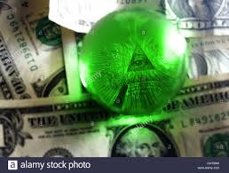 eye of providence all seeing eye from us one dollar bill under