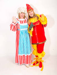 punch and judy costume film and tv fancy dress for hire
