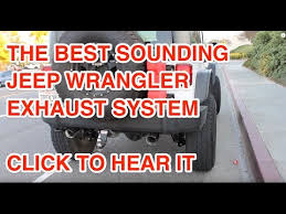 jeep wrangler performance exhaust 2014 jeep wrangler with legato performance exhaust