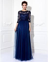 robe de soir e mari e robe marine foncé soirée formelle bal de finissants bal