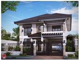 Architectural Home Styles Get Some Inspiration From These Beautiful Two Storey Houses Home