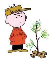 a traditional christmas tree stand in 3 easy steps charlie brown
