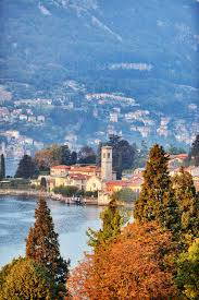 Lake Cuomo Italy Map by 5 Reasons To Travel To Italy By Train In The Fall