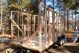 framing my tiny house u2013 the tiny life
