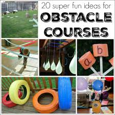 Backyard Obstacle Course Ideas Obstacle Course Ideas How Wee Learn